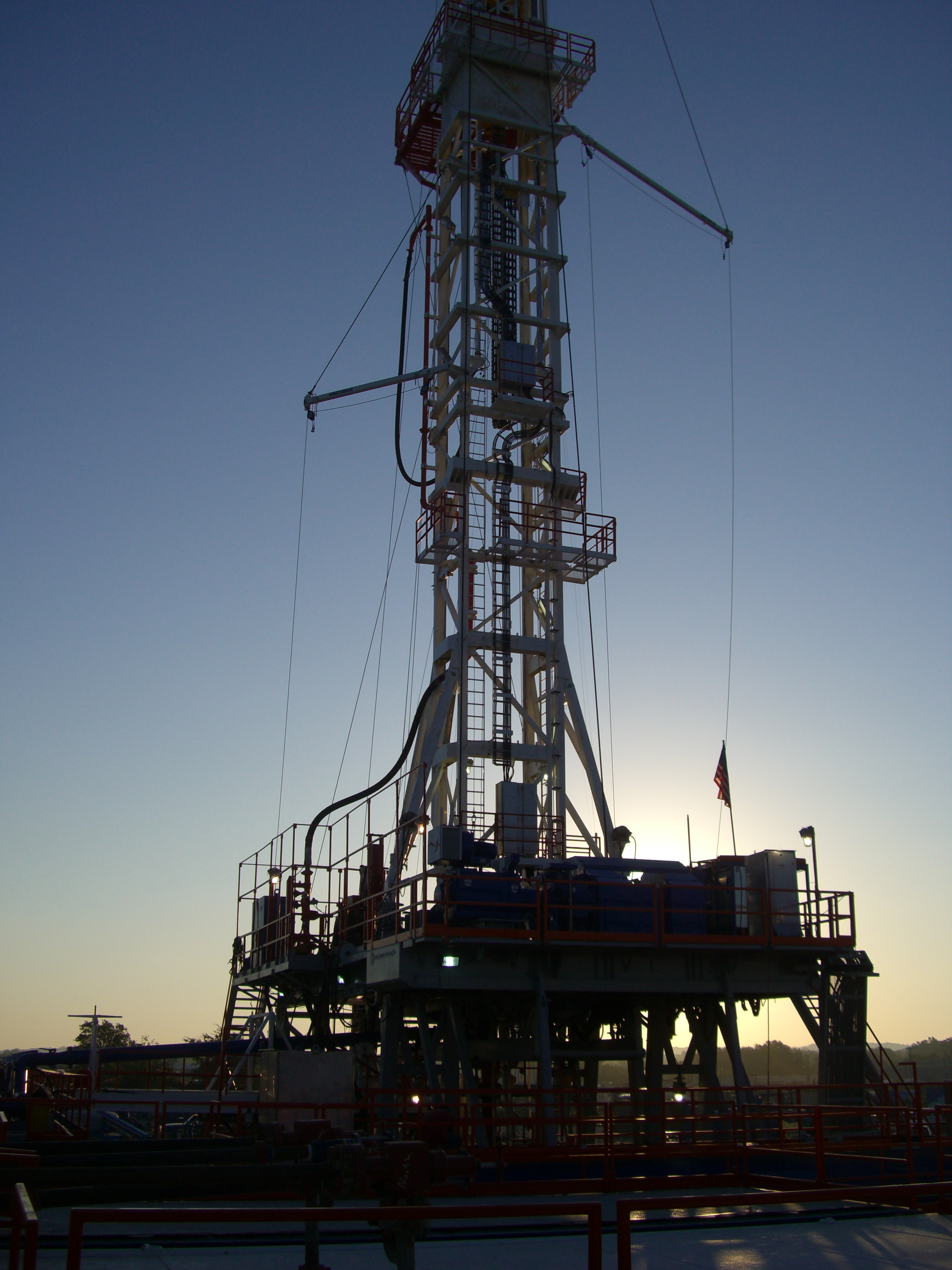 All Star I & E, Inc. Drilling Rig