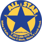 AllStar Decal Color, xsmall